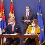 J.Joksimović:撥給極為重要部門的資金